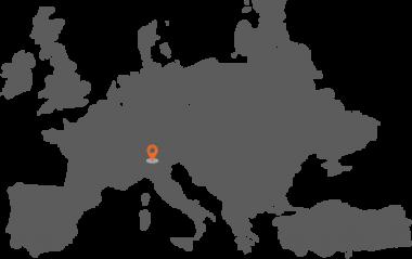 mappa europa posizione sl elettronica