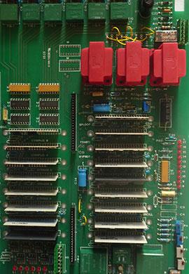 retrofit e rebuilding - sl elettronica